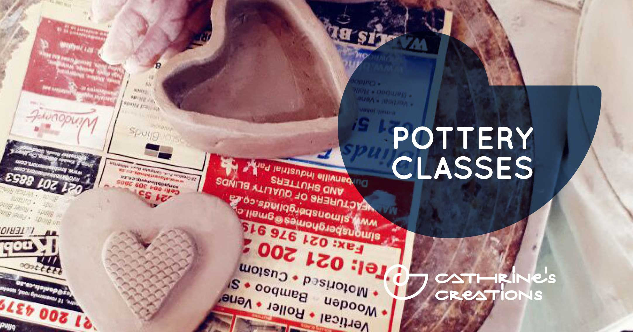Pottery classes in South Peninsula